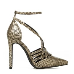 Jazmin (Black/Gold)
