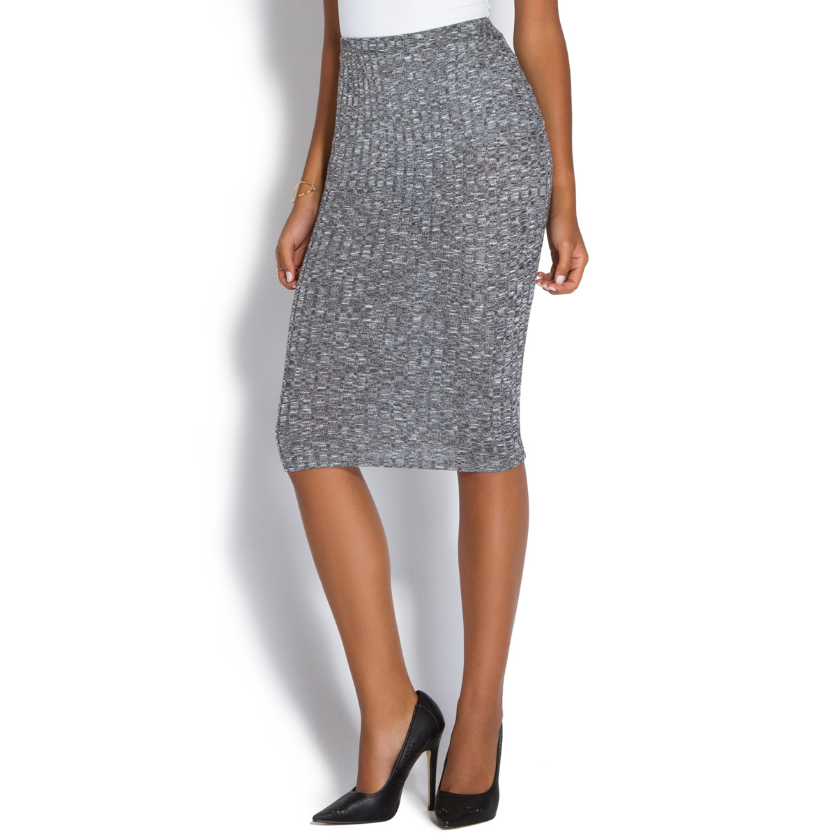 sweater pencil skirt shoedazzle