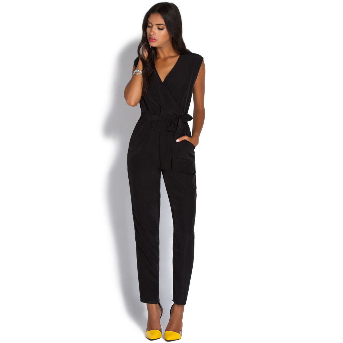 Unique Black Jumpsuits For Women- A Popular Outfit U2013 BingeFashion