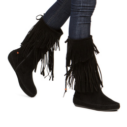 Women's Black Boots & Booties - Buy 1 Get 1 Free for New VIPs