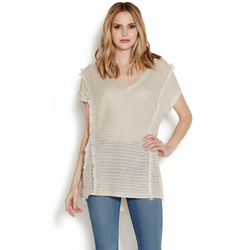 FRINGEY PULLOVER