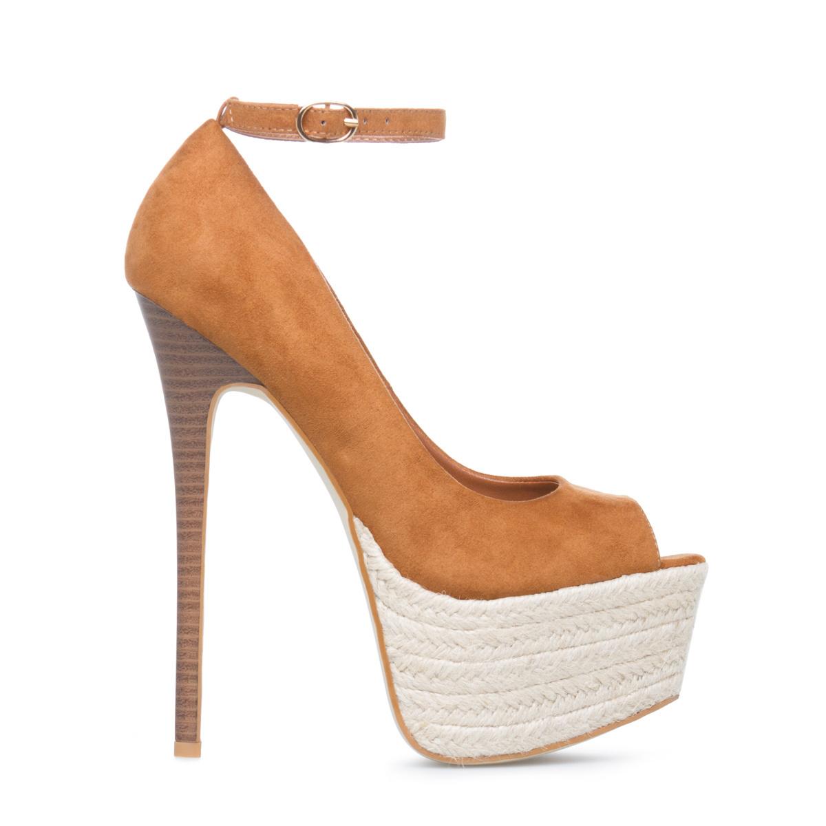 Platform Pumps, Women's Discount Shoes, Peep Toe Pumps, High Heels ...