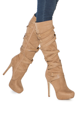 Platform Boots - 2 Pairs for $39.95 for New Members!