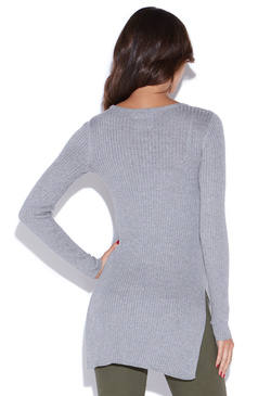 RIBBED SWEATER TUNIC