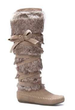 Faux Suede Boots for Women - 2 Pairs for $39.95 for New Members!