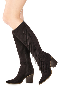Cheap Women's High Heel Boots - 2 Pairs for $39.95 for New Members!