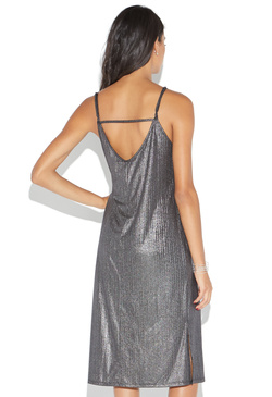 SPARKLE SLIP DRESS