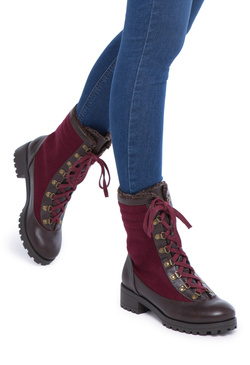 Women's Combat Boots - 2 Pairs for $39.95 for New Members!