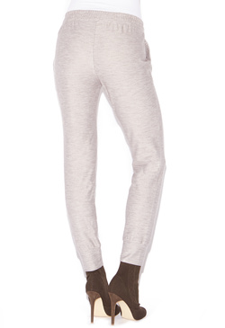 FRENCH TERRY TRACK PANT
