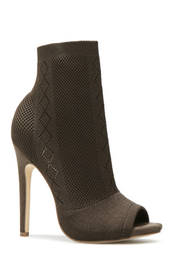ANKA ANKLE KNIT BOOTIE