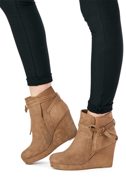 Women's Ankle Boots - 2 Pairs for $39.95 for New Members!
