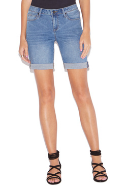 CUFFED RELAXED SHORT