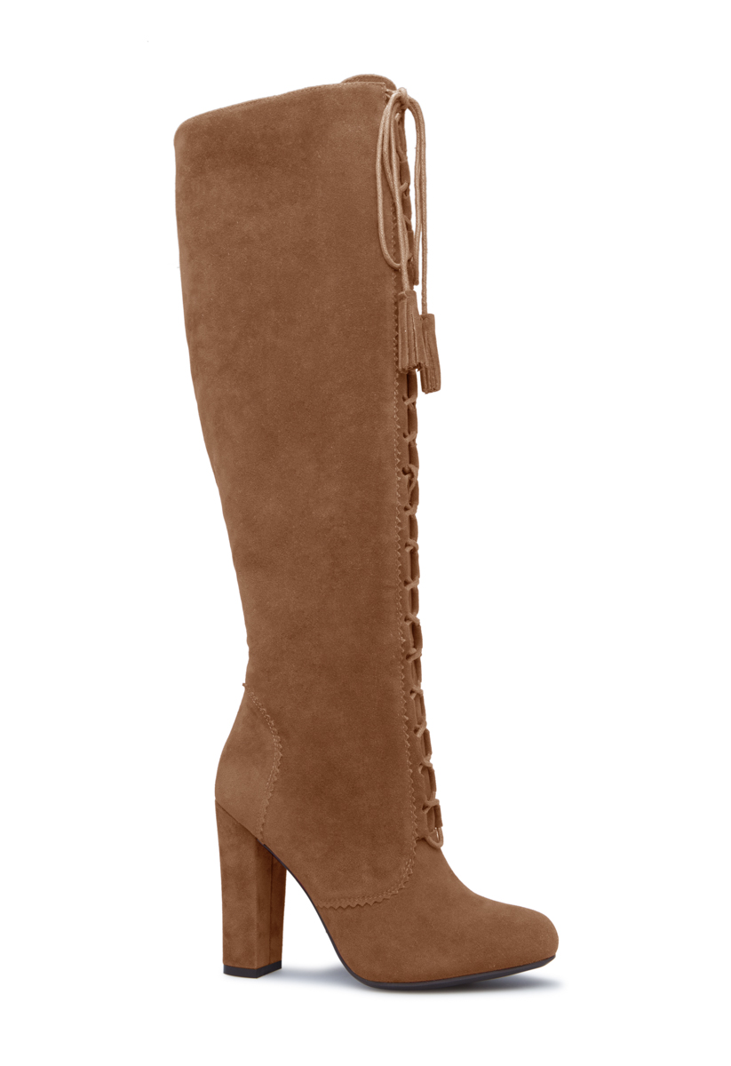 Women's Lace Up Boots On Sale - 2 Pairs for $39.95 for New Members!