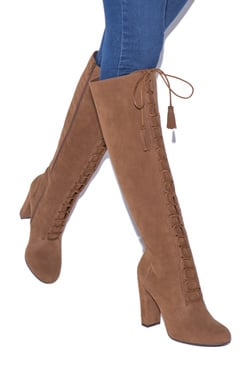 TEASHA HEELED BOOT
