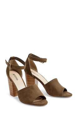 ANGELIQUE HEELED SANDAL