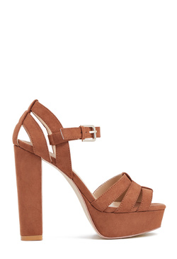 MARGOT HEELED SANDAL