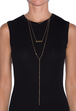 ALL OF THE LAYERS NECKLACE