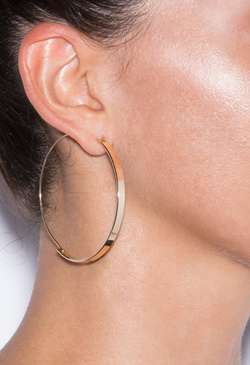 NEW HOOPS EARRINGS