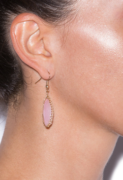 NOT SO LONELY TEADROPS EARRINGS