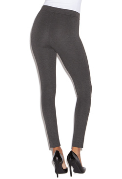 HIGH WAISTED SEAMED LEGGING
