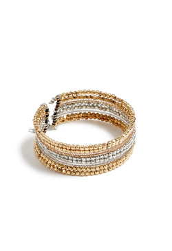 SHINY STACKS BRACELET