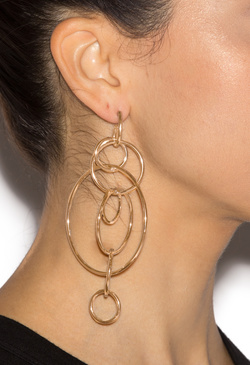 FAMILIAR RINGS EARRINGS