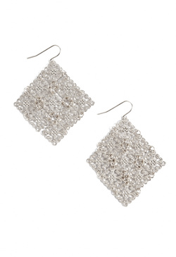 GEO FILIGREE EARRINGS