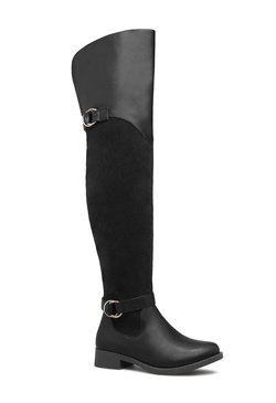 SIVAN THIGH-HIGH BOOT