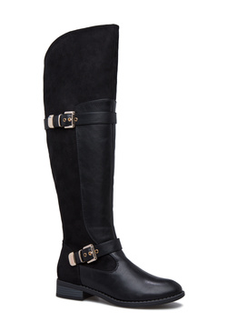 ADELAIDE FLAT BOOT
