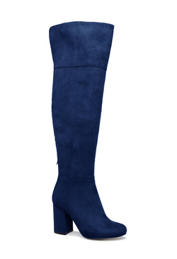 MINDY BLOCK HEELED BOOT