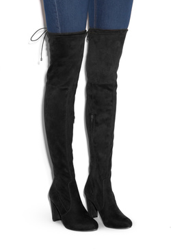 SOLARA STRETCH HEELED BOOT
