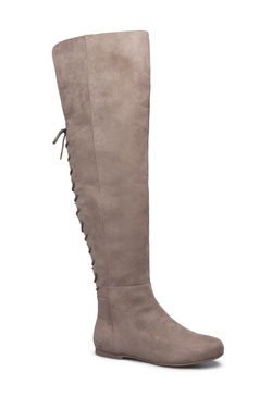CHELSEA BACK DETAIL FLAT BOOT
