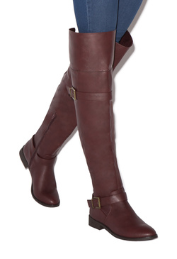 ELAINA TWO-WAY FLAT BOOT