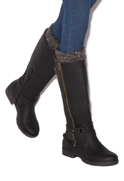 7d85539b6 Women's Wide Calf Boots On Sale - 1st Style for Only $10 | ShoeDazzle