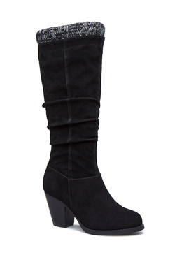 KAITLIN SWEATER TRIM BOOT