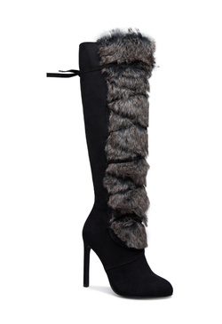 SERENA FAUX-FUR BOOT