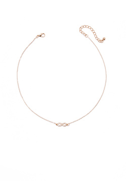 SPARKLE TO INFINITY NECKLACE
