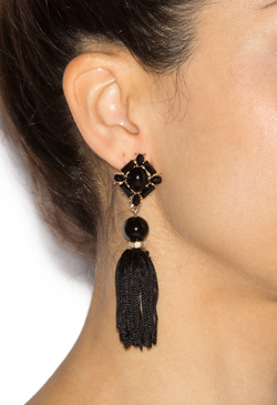 TASSEL THRILLS EARRINGS