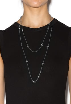 DOUBLE UP ON SPARKLE NECKLACE