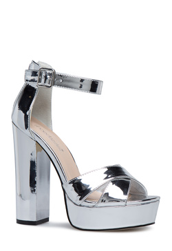 Cheap Silver Heels On Sale - 2 Pairs for $39.95 for New Members!
