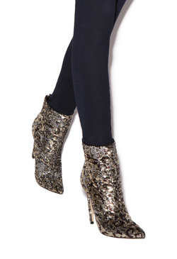 TEZZA POINTED-TOE BOOTIE