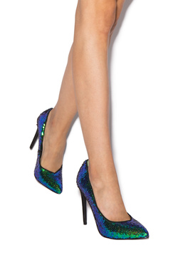TREENA POINTED-TOE PUMP