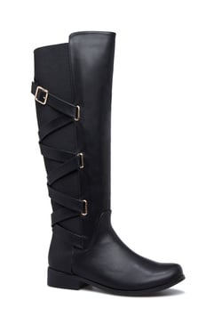 e89f3f9e64a Women s Wide Calf Boots On Sale - 1st Style for Only  10