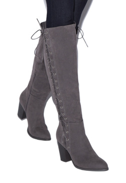 NIELSY SIDE CORSET BOOT