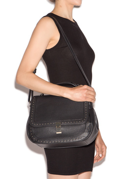 HOLT STUDDED CROSSBODY BAG