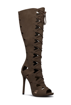 TANIA HEELED BOOT