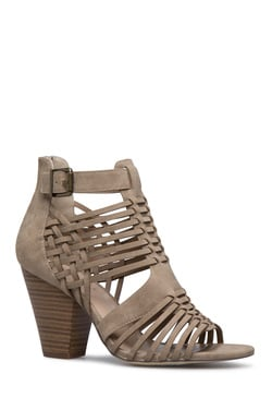 31ce3099d92 Thandie Caged Heeled Sandal ·  39.95. Available in Wide Width