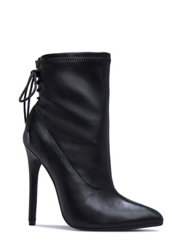 GEORGIA POINTED TOE BOOTIE