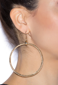 HOOPTY DO EARRINGS