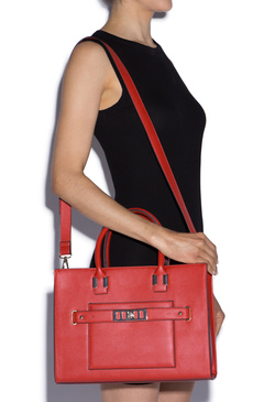 BOLD IN BUSINESS SATCHEL